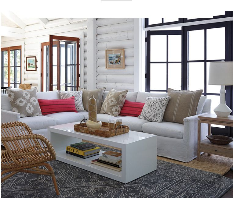 living room furniture décor and more  serena  lily