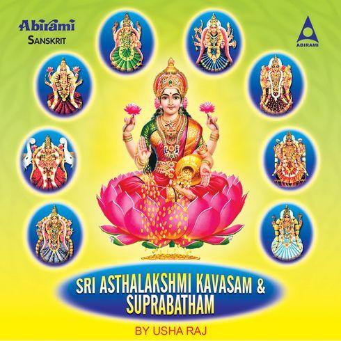 Sri Asthalakshmi Kavasam Suprabatham Acd Devotional Songs Kids Songs Sanskrit