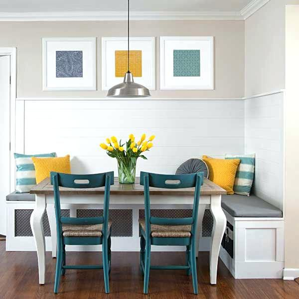 70 Modern Dining Room Ideas For 2019: Captivating Corner Dining Table Perfect Dining Room Corner