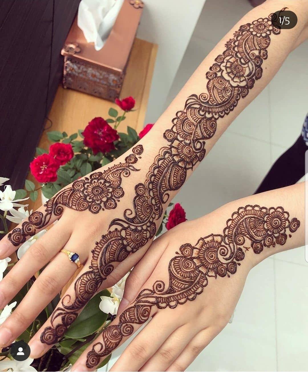 Idea by pooja on arabic mehndi designs mehndi designs