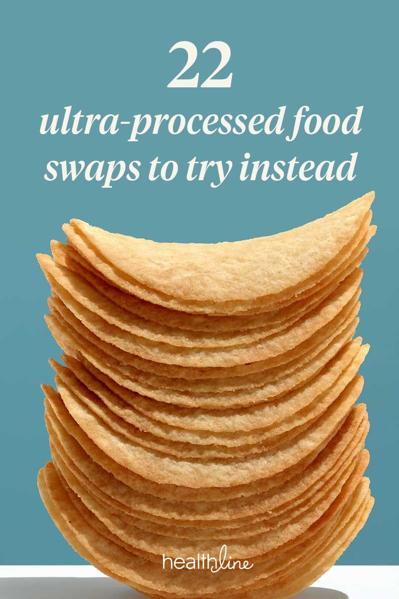 11 UltraProcessed Foods to Avoid and 22 Healthier Swaps