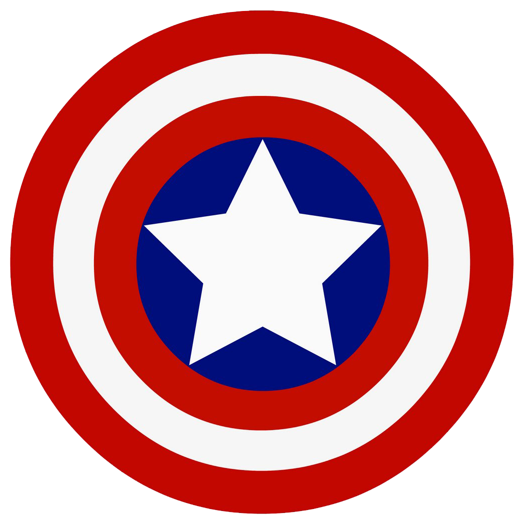Captain America Shield Emblem Captain america birthday