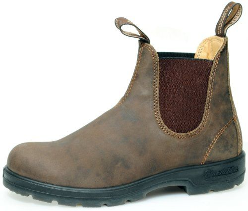 Cool Blundstone Mens Bl585 Rustic Ankle Boot Shoes Pinterest
