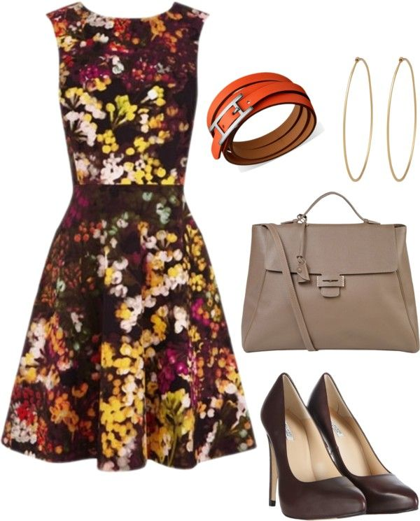 """Work dresses"" by bezalelandoholiab on Polyvore"