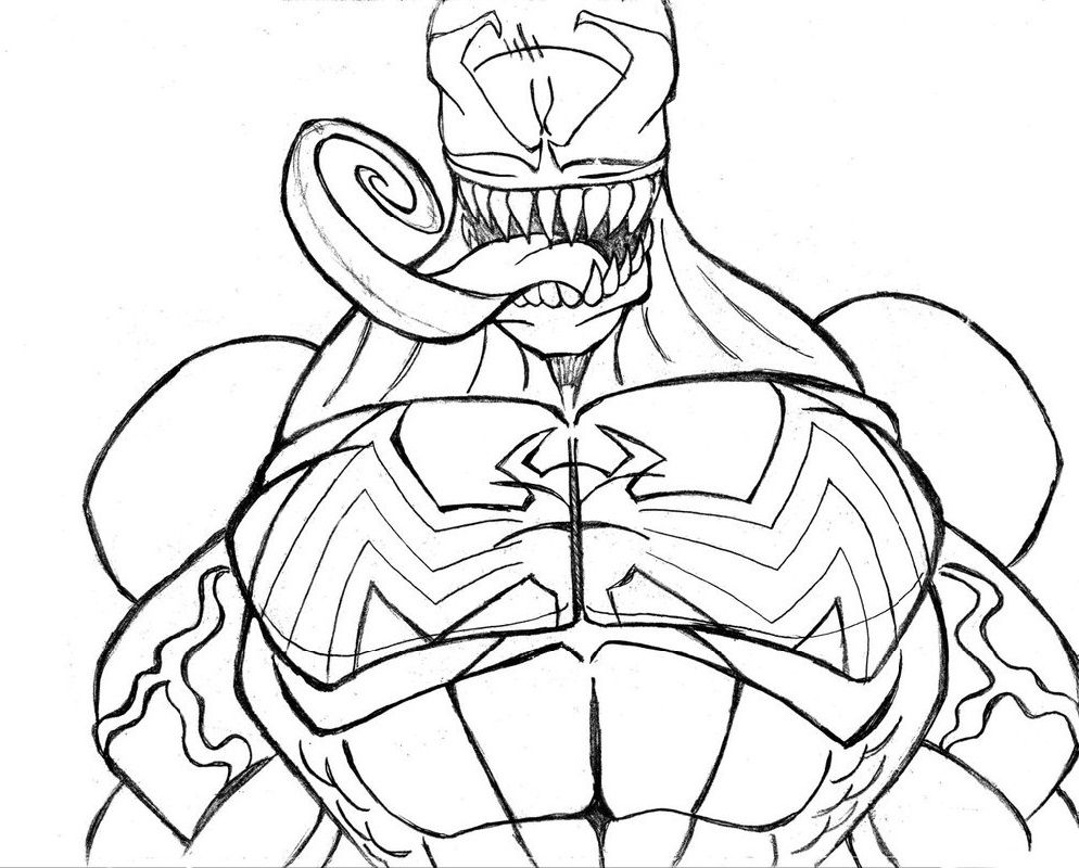 Venom Coloring Pages K5 Worksheets In 2020 Coloring Pages Ninjago Coloring Pages Superhero Coloring