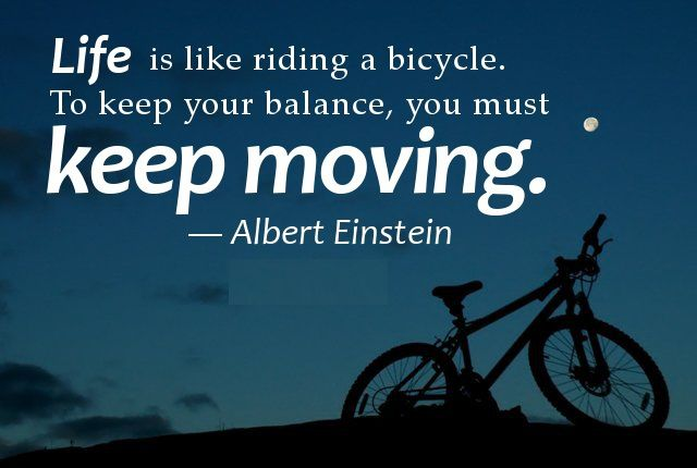 Inspirational Thought Of The Week Albert Einstein Quotes About Moving On From Love Motivational Quotes For Life Quotes About Moving On In Life