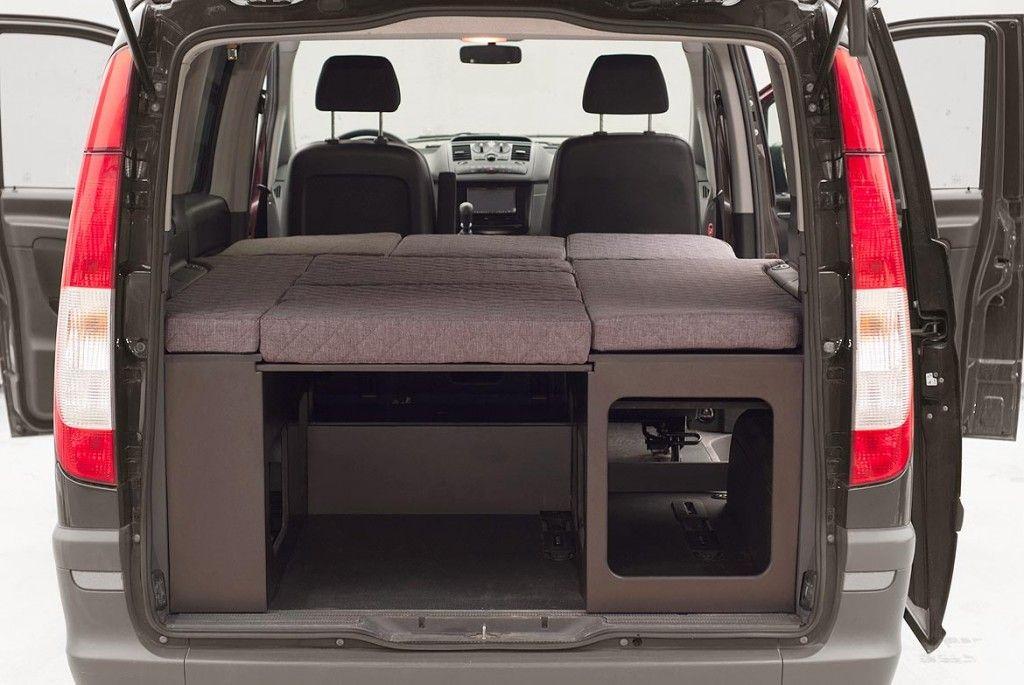 Camperizar mercedes vito muebles para camperizar tu furgoneta furgoneta pinterest - Muebles furgoneta camper ...