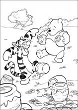 Coloring Pages Winnie The Pooh Disney Coloring Pages Coloring