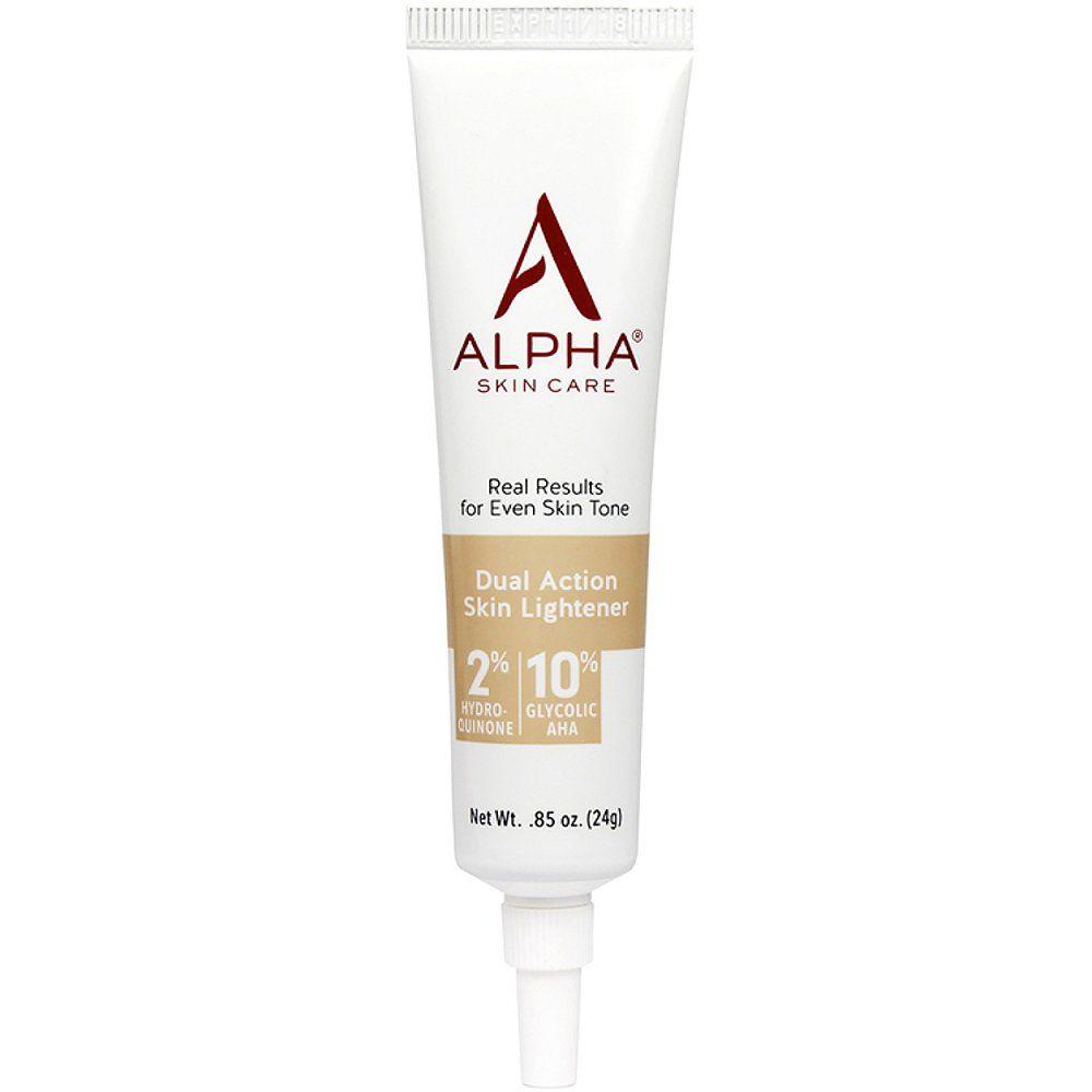 Alpha Skin Care Dual Action Skin Lightener In 2020 Skin Lightener Even Skin Tone Skin Care