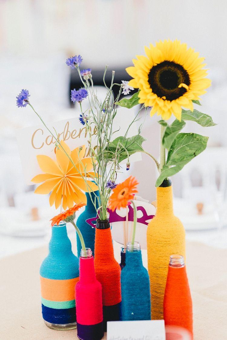 All Things Big Bright Beautiful Multicolour Wedding Multicolor