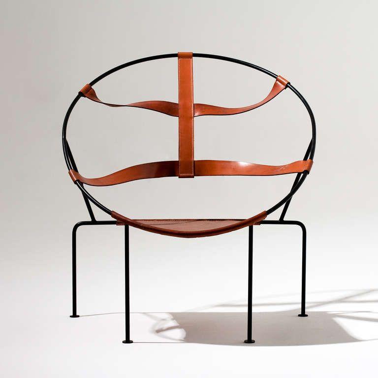 Flavio de Carvalho \'FDC 1\' Lounge Chair. 1939 / 1980.   Chair. szék ...
