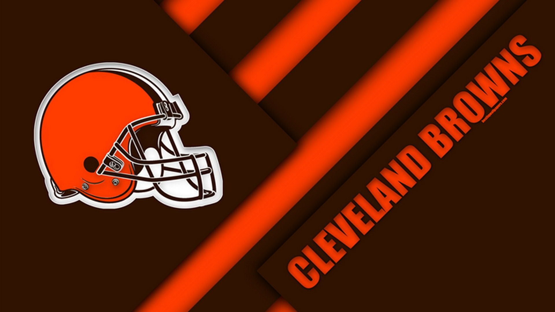 Cleveland Browns Desktop Wallpaper (With images