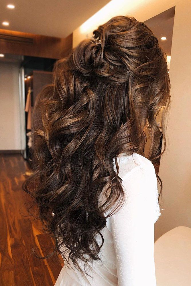 Essential Guide to Wedding Hairstyles For Long Hair Gallery
