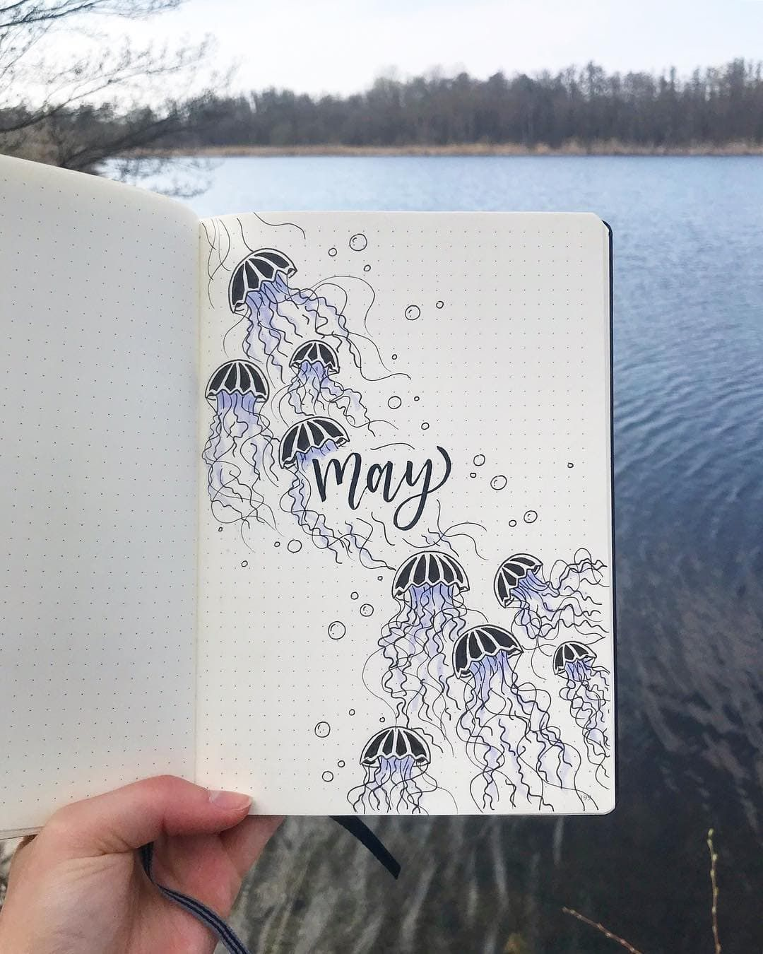 May Bullet Journal Themes - 30 Ideas to Inspire You