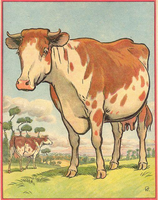 Buff Vache By Pilllpat Agence Eureka Via Flickr Vaches Dibujos Vacas Et Animales
