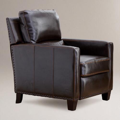 One Of My Favorite Discoveries At WorldMarket.com: Barrington Bi Cast Leather  Recliner
