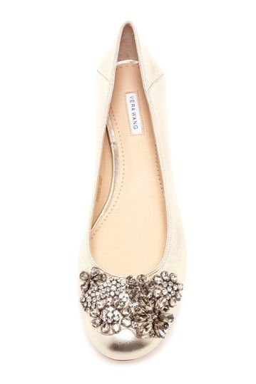 Vera Wang Lavender Lisa Flat   SPARKLE like you mean it!   Shoes ... 5a4078833632
