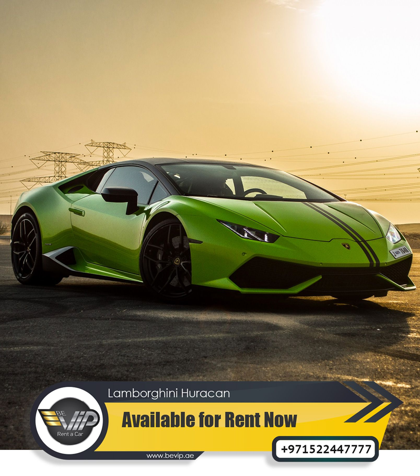 The Lamborghini Huracan Spyder For Rent In Dubai Lamborghini