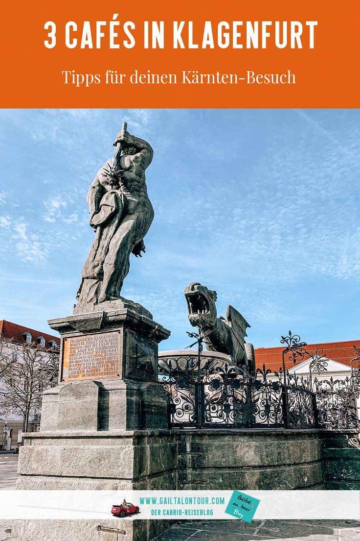 3 Themen Cafes In Klagenfurt Die Du Unbedingt Mal Besuchen Musst Klagenfurt Karnten Urlaub Reiseziele