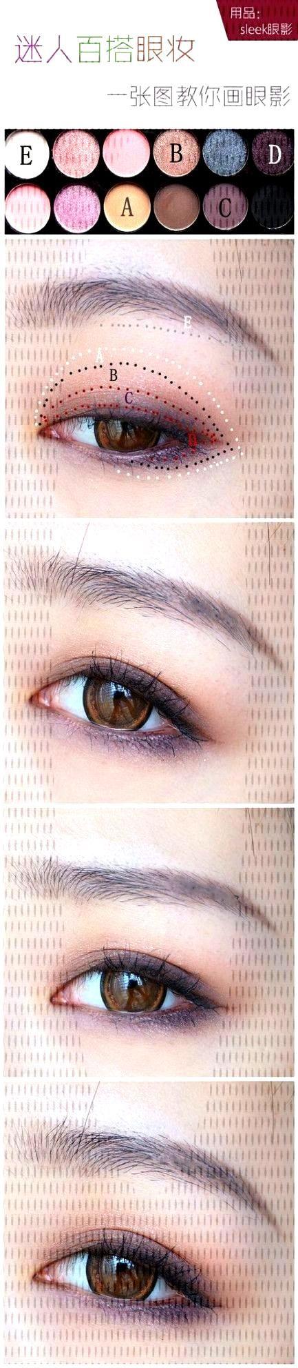 makeup asian beste ideas ideen eyes best 49 Makeup