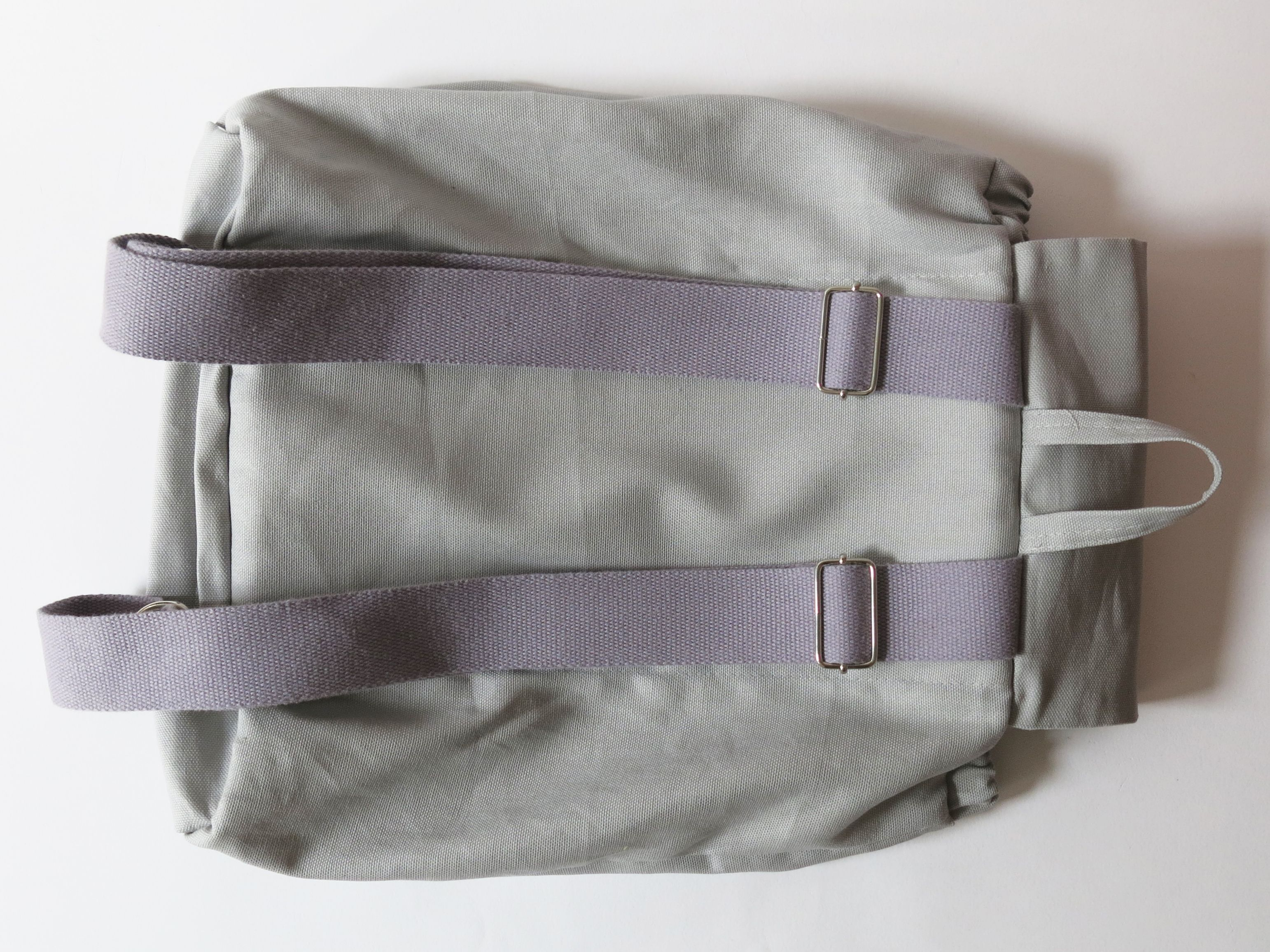 Introducing a new easy backpack sewing pattern / Neues, einfaches ...
