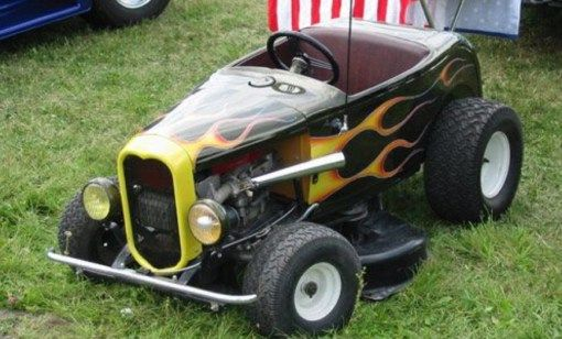 Top 10 Crazy And Unusual Lawn Mowers Lawn Mower Riding Lawn Mowers Lawn Mower Tractor