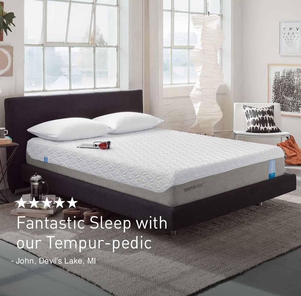 TEMPURCloud Prima Mattress Tempurpedic mattress, Soft
