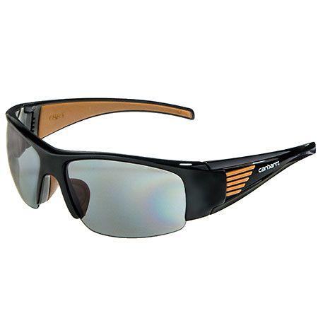 78bf77f1f671 Carhartt Glasses  Men s Grey Lens CHB520DTCS Anti Fog Thunderbay Safety  Sunglasses