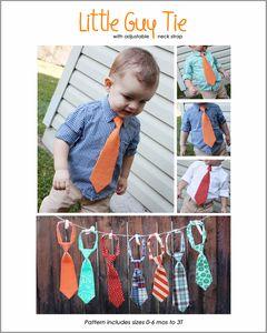 baby boy tie