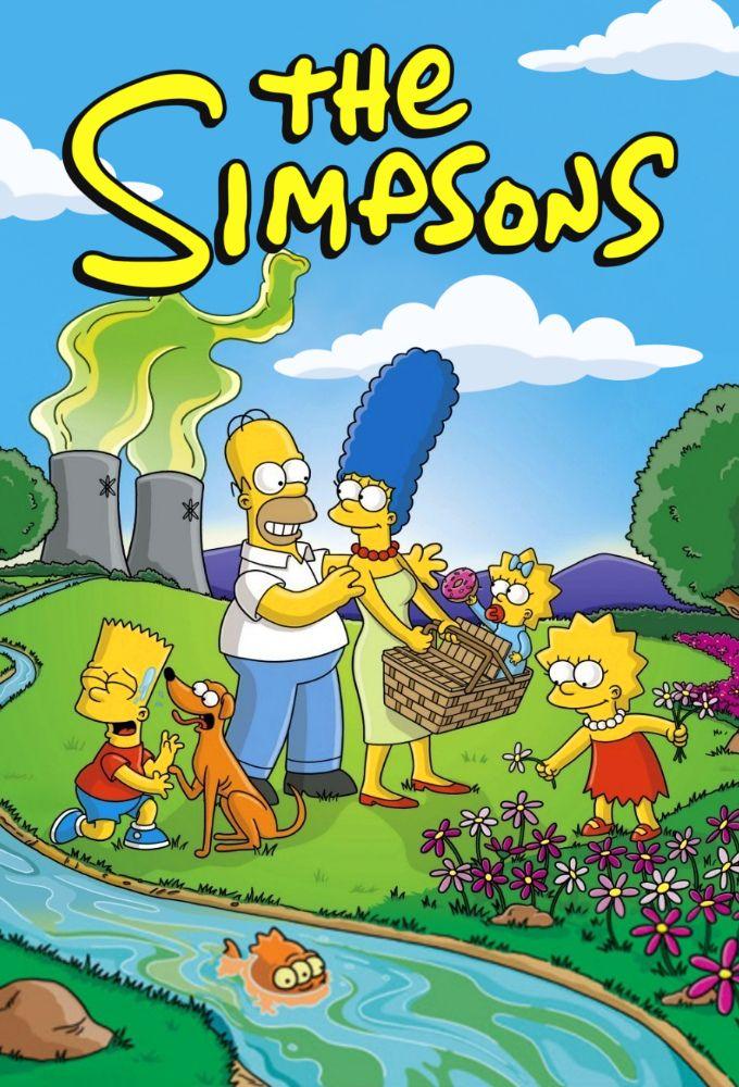 The Simpsons Tv Series 1989 The Simpsons Simpson Tv The Simpsons Movie