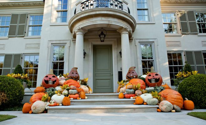 Complete List of Halloween Decorations Ideas In Your Home - natural halloween decorations