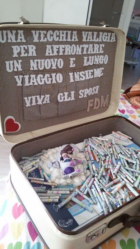 Busta Matrimonio Toscana : Regalo di matrimonio non la solita busta matrimonio