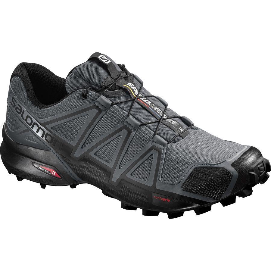 salomon trail running shoes speedcross 4 herren