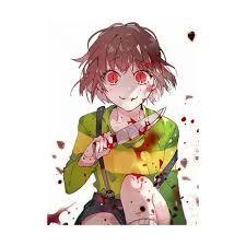 Resultado de imagen para frisk anime
