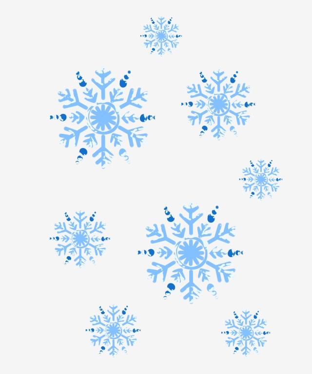 Blue Snowflake Cartoon Illustration Hand Drawn Snowflakes Illustration Creative Snowflake Illustration Snowflake Clipart Falling Snow Illustration Png Transp Snowflakes Drawing Christmas Snowflakes Illustration Snowflake Images