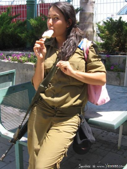Pin by Rams on Israel Defense Forces | Army women