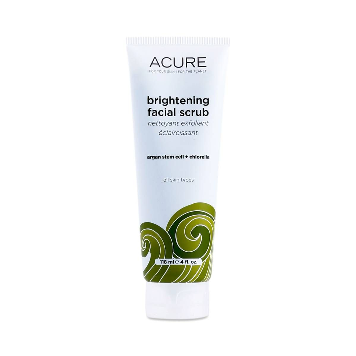 ACURE Radically Rejuvenating Facial Scrub (With Images