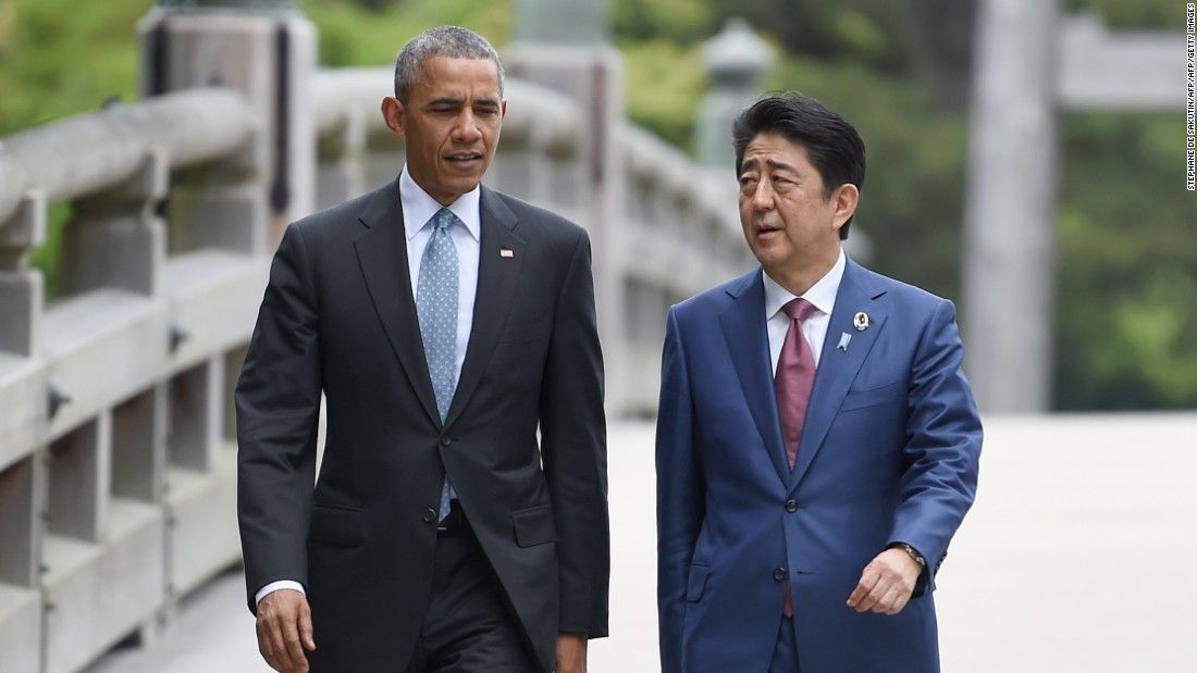cool Japan PM set for historic Pearl Harbor trip