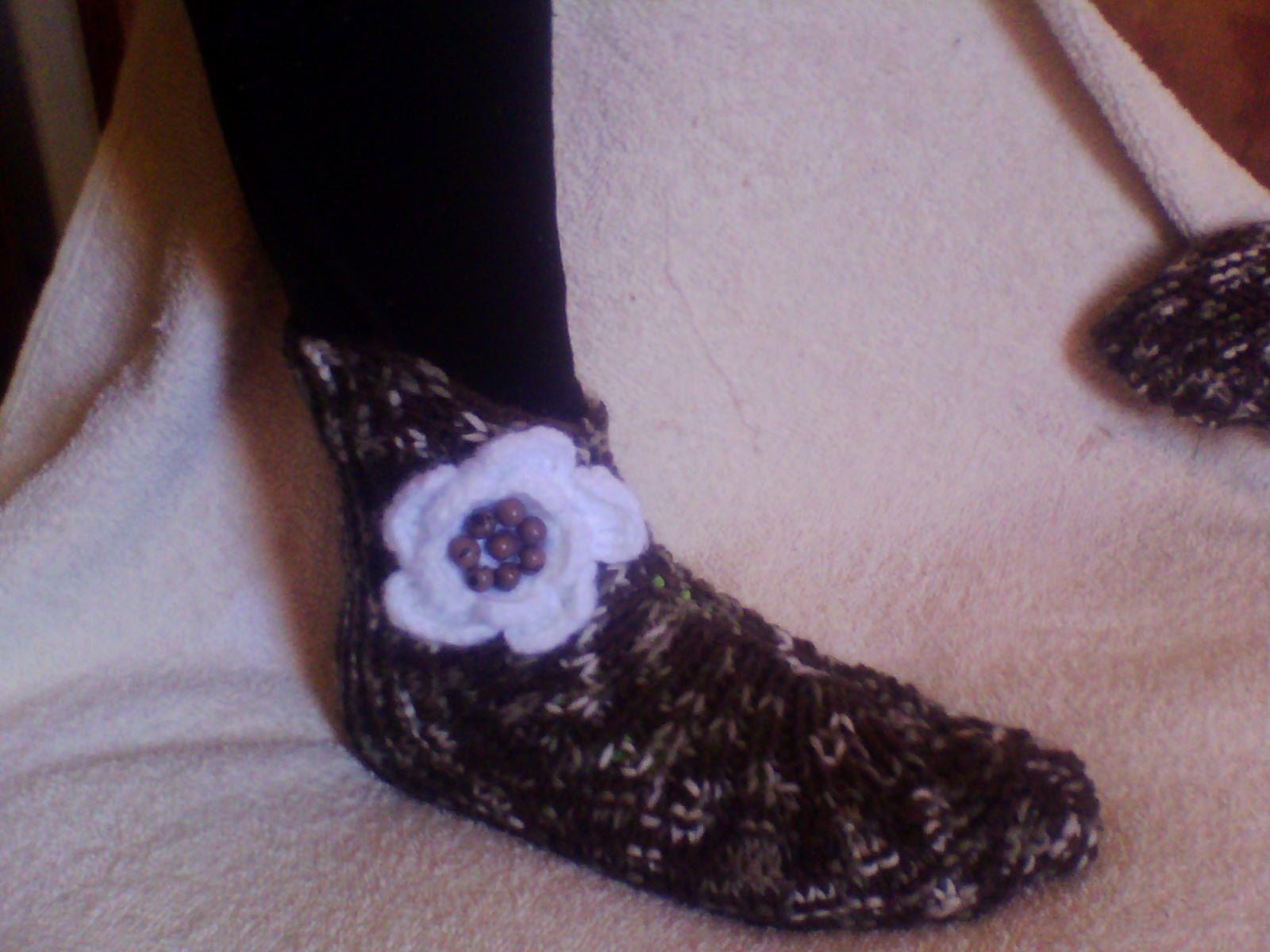 Sapato de lã