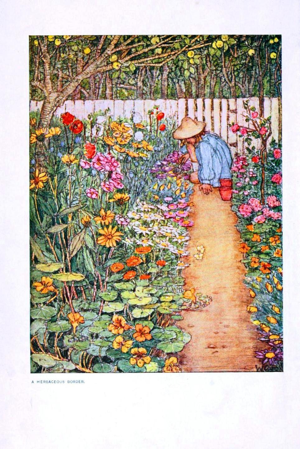 Children S Gardening Books Garden Ftempo