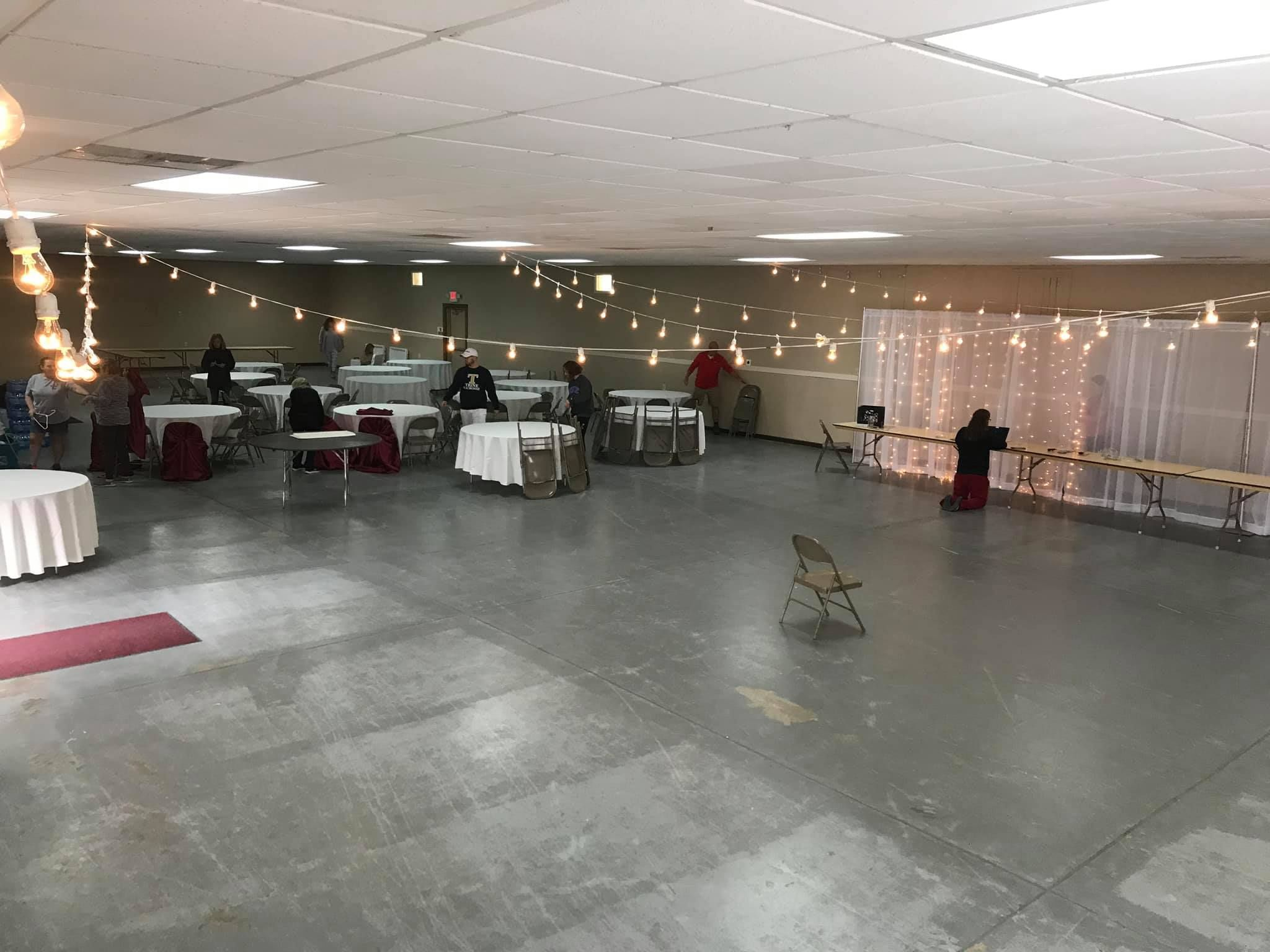 middaugh hall/ market lights in 2020 Ceiling treatments