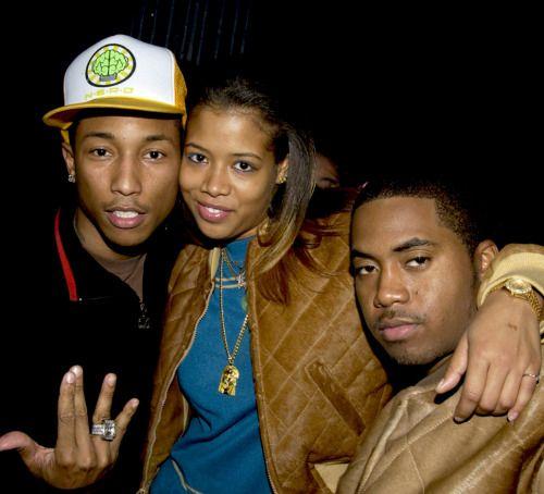 Pin By Kenmoab On People Hip Hop Music Nas And Kelis Kelis