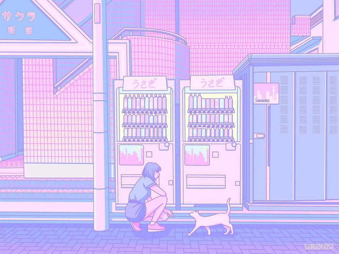 Pin By A On Pretty Aesthetic Art Aesthetic Pastel Wallpaper Aesthetic Anime