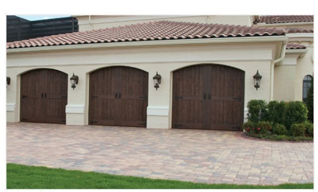 The Ranch house doors manufacture both types of wooden doors the ...