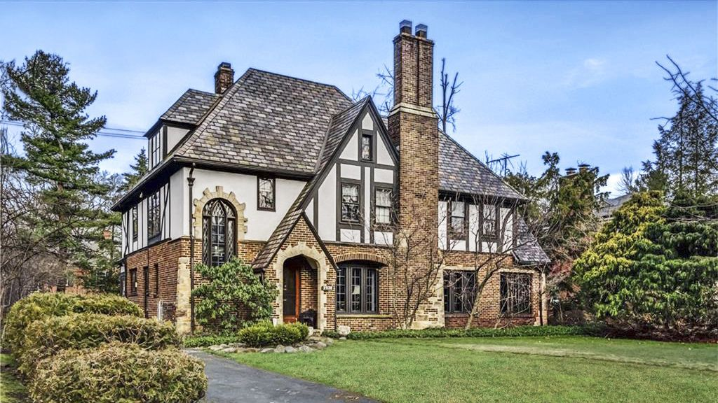 7 Charming Tudor Revival Homes For Sale Across The Country | Tudor