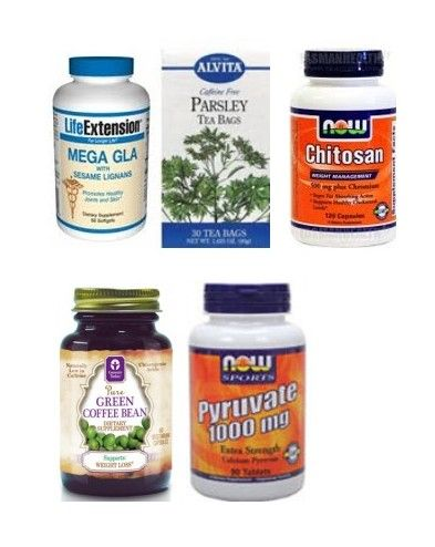 Safe Natural Weight Loss Products