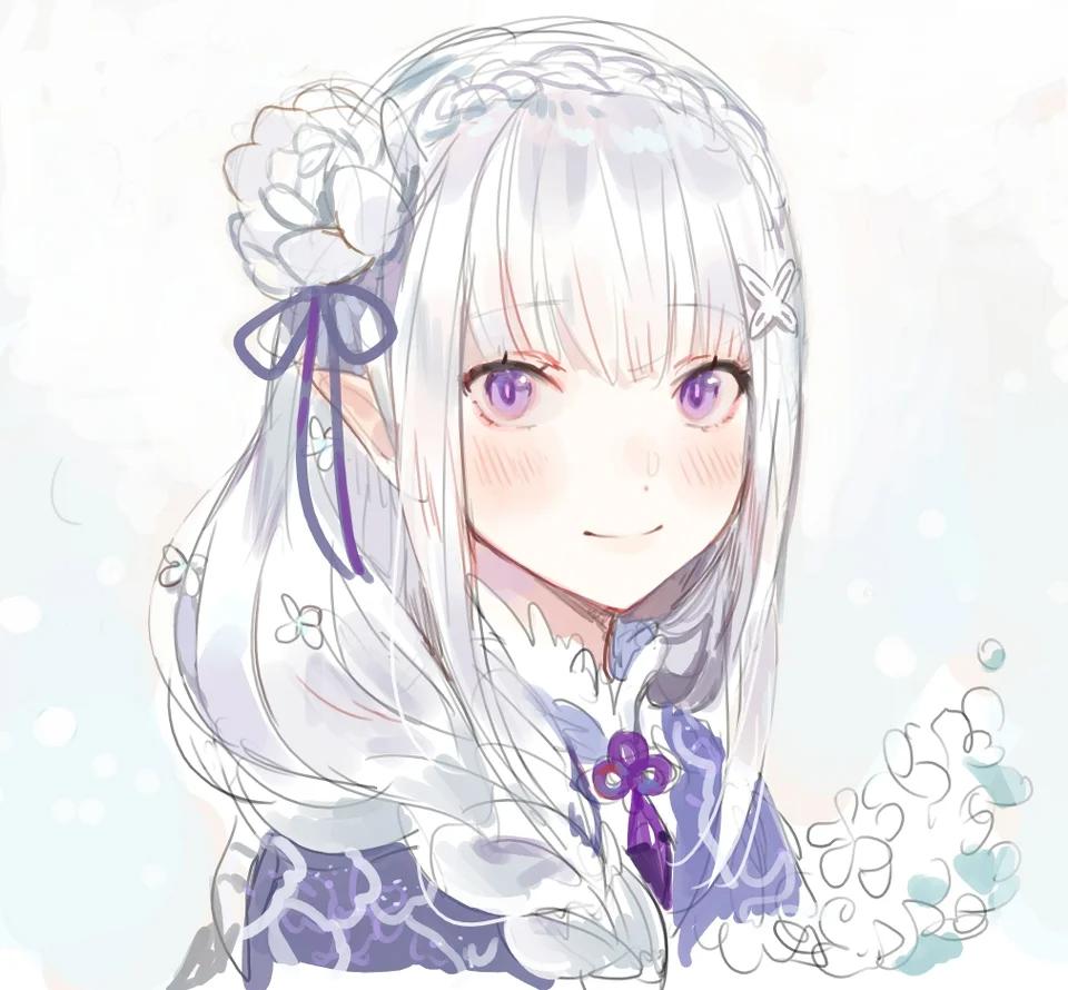 [Media] Emilia-tan Maji Tensei