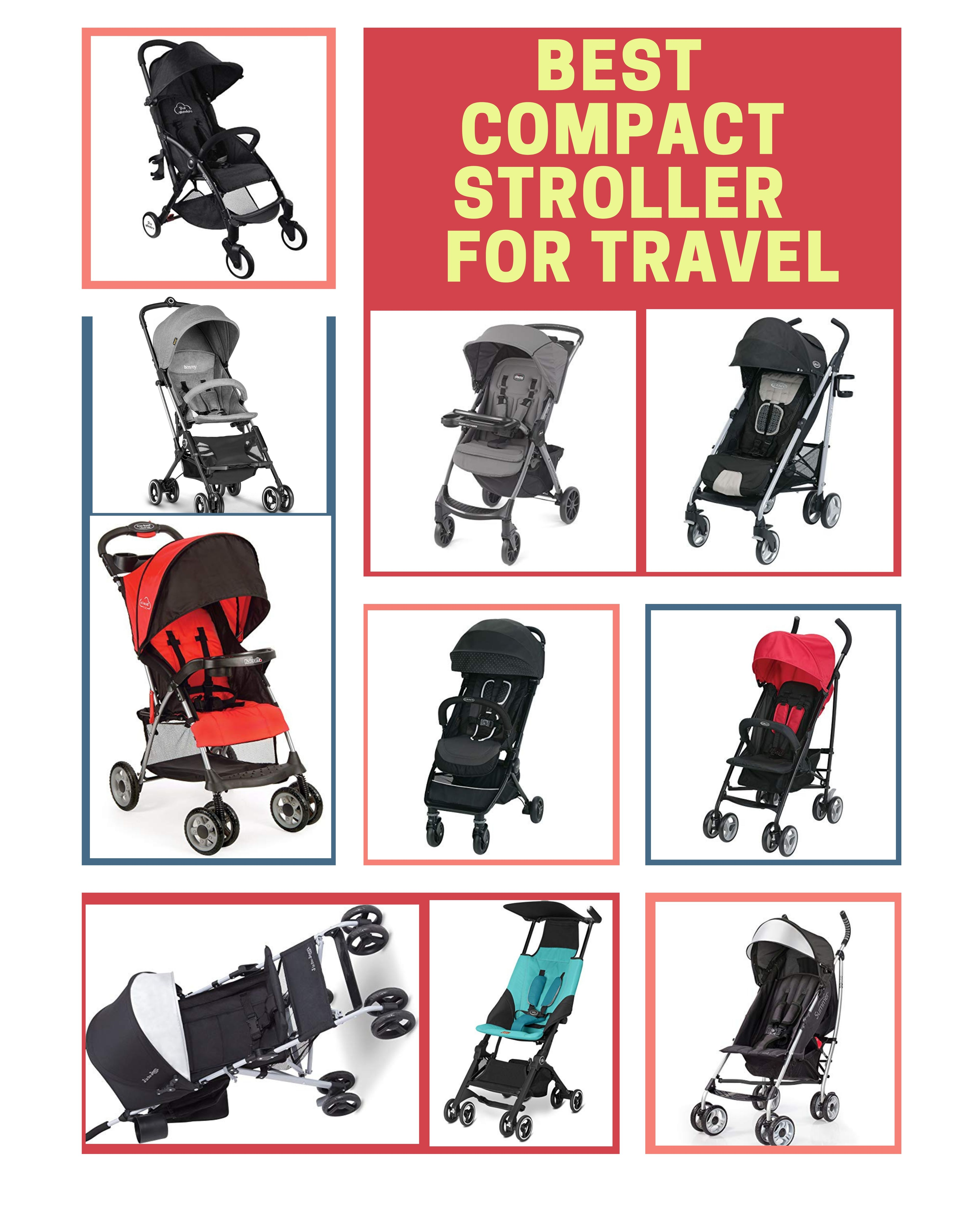 10 Best Compact Stroller For Travel (With images) Best