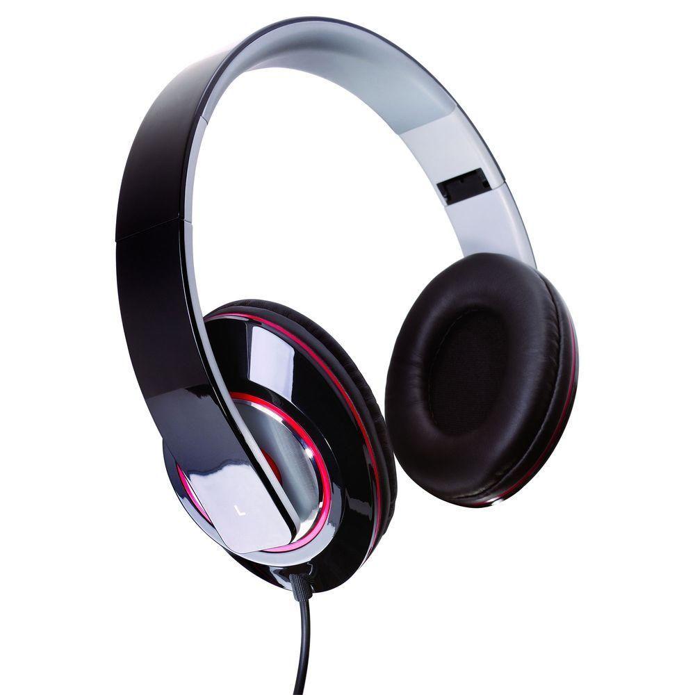 5fb433def87 Sunbeam Stereo Bass Foldable Headphones - Black-72-SB540 | Products ...