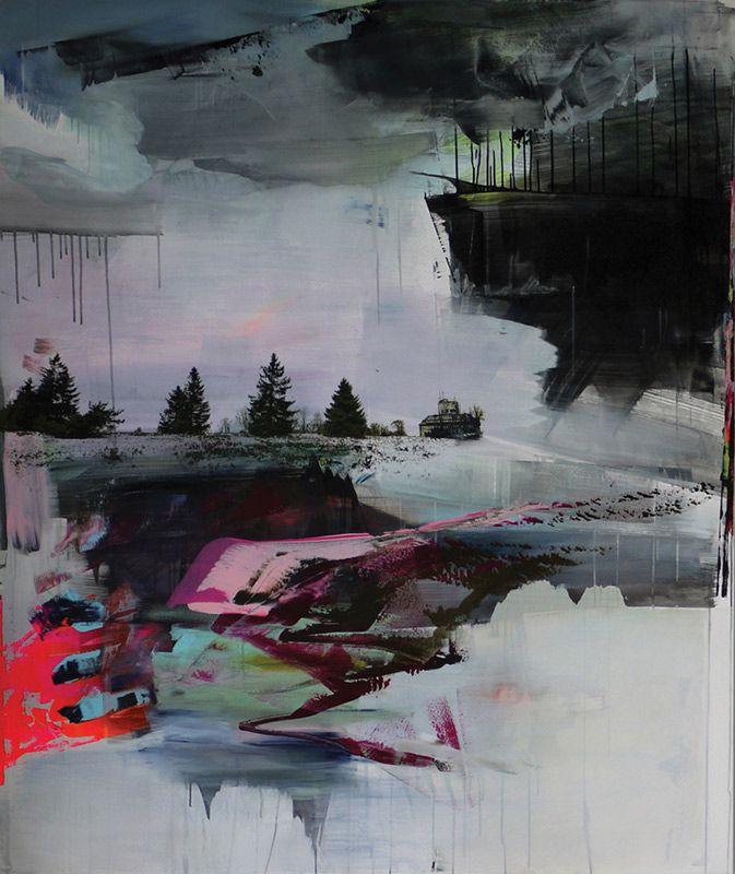 Birgit Borggrebe   Malerei und Grafik